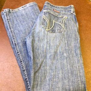 Wrangler Q-Baby denim jeans,